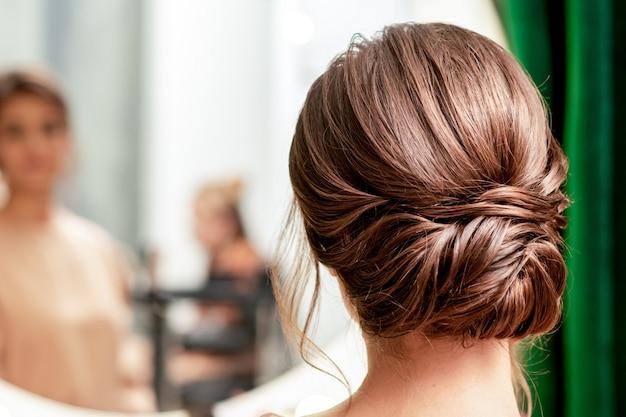 Penteado de mulher