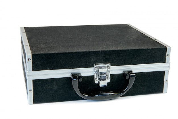 Pequena caixa preta