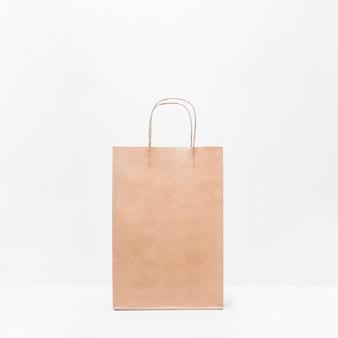 Pequena sacola de compras