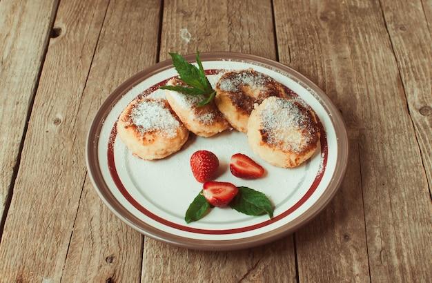 Pequeno-almoço gourmet