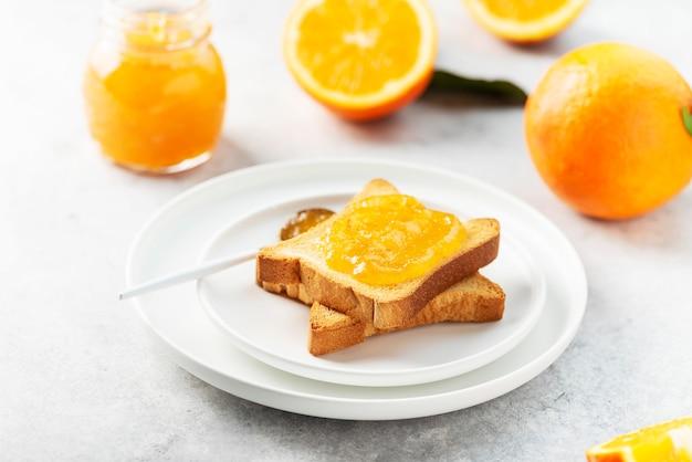 Pequeno-almoço italiano tradicional