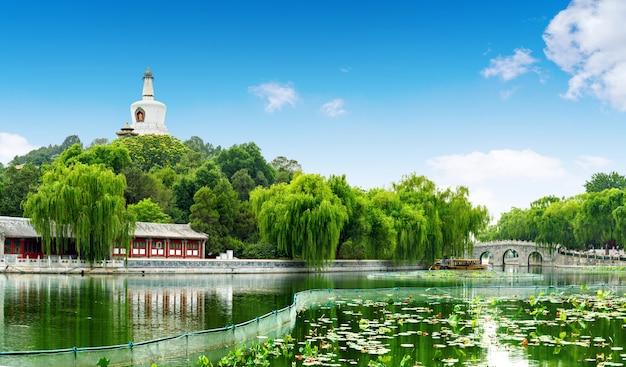 Pequim beihai park