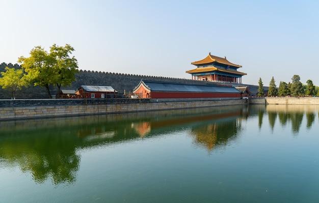 Pequim, china cidade proibida