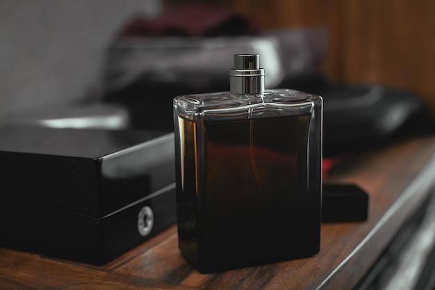 Perfume masculino Foto Premium