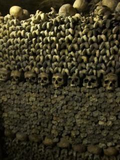 Permanece - catacombs, matar
