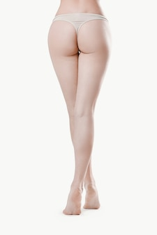 Pernas de mulher bonita