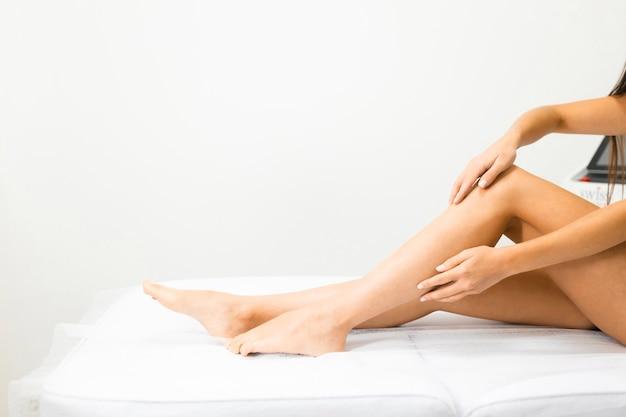 Pernas de mulher