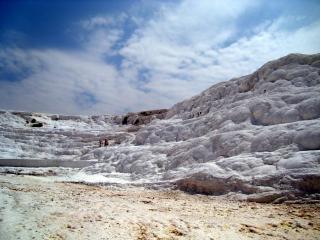Peru, a paisagem - pamukkale
