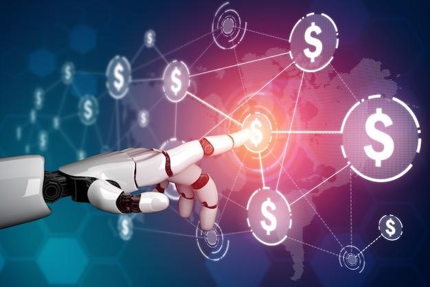 Pesquisa da ciência biônica robótica global para o futuro da vida humana.