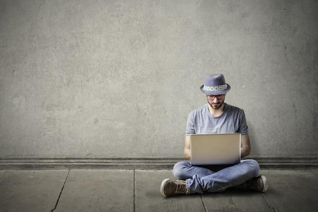 Pesquisando e navegando na internet