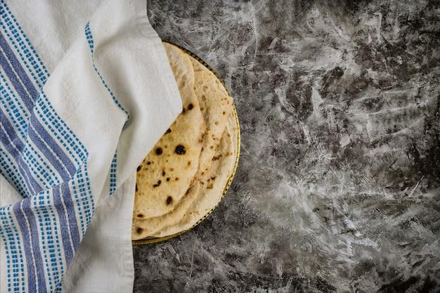 Pessach, símbolo da celebração da matza do grande feriado religioso judaico do judaísmo na páscoa