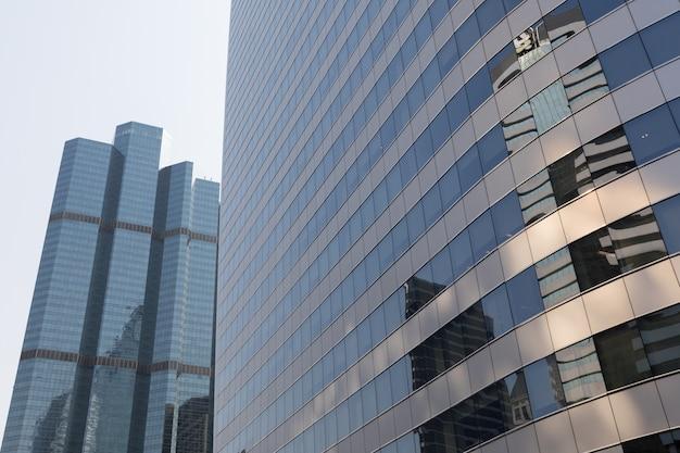 Pessoas e empresas que trabalham. chong nonsi é a área central de negócios