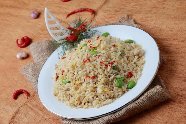 Pete arroz frito