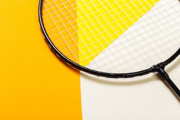 Peteca de badminton