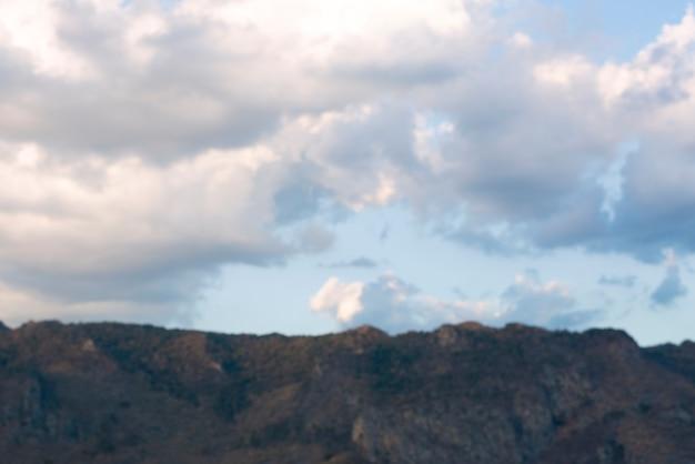 Pico de aventura de montanha escalada ao ar livre