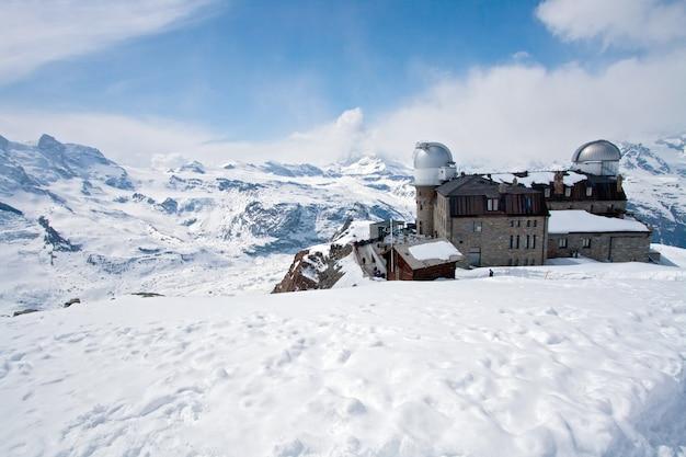 Pico matterhorn, zermatt, suíça
