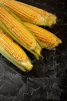 Picos de milho e trigo