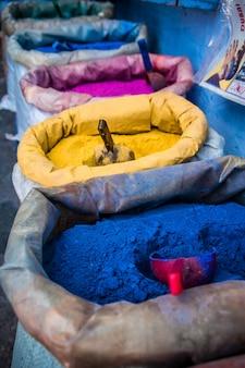 Pigmentos de cor