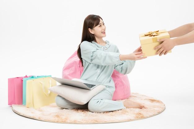 Pijama beleza compra em casa entrega online