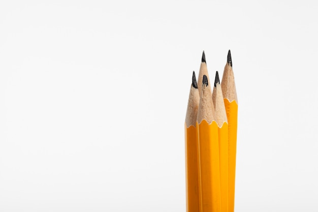 Pilha de lápis