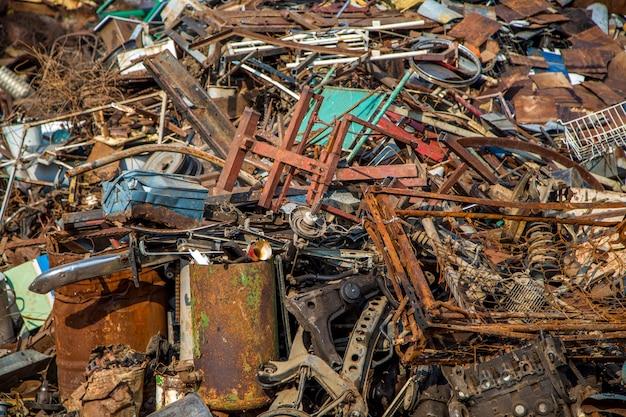 Pilha de lixo