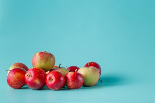 Pilha de maçãs