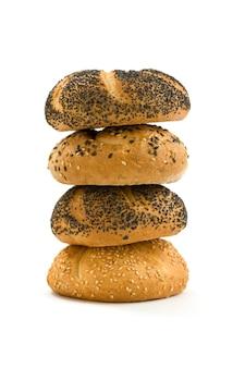 Pilha de pão