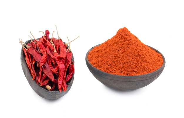 Pimenta vermelha indiana