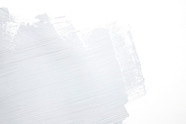 Pincelada cinza na parede