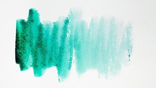Pinceladas de aquarela colorida