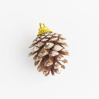 Pinha para árvore de natal