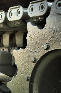 Pinhão tanque do exército