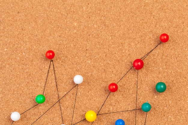 Pinos conectados criando uma rede
