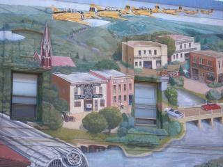 Pintado aldeia