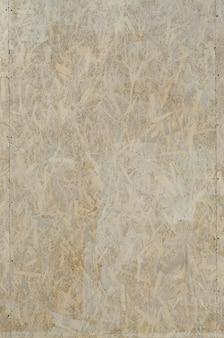 Pintado branco orientado textura de aglomerado osb.