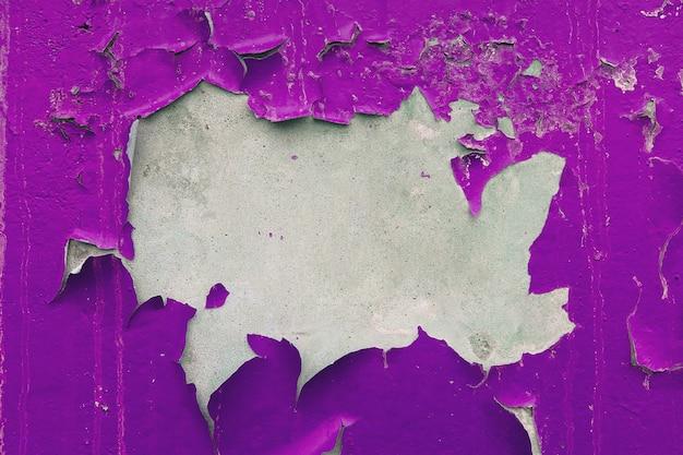 Pintado, desbotado, rebocado, parede. plano de fundo texturizado.
