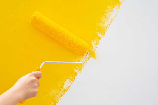 Pinte a casa para se consertar