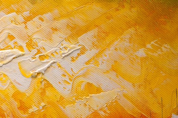 Pintura a óleo abstrata arte acrílica fundo