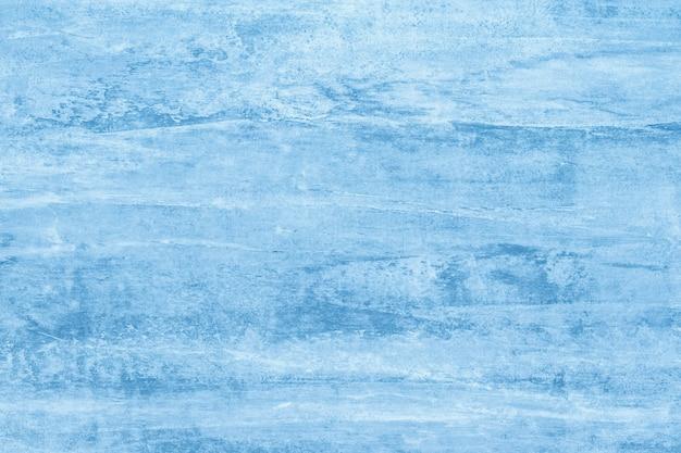 Pintura abstrata padrão, fundos de tinta azul.