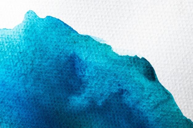 Pintura da mão da arte da aguarela no fundo branco da textura da aguarela.
