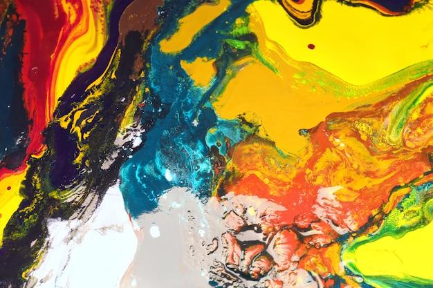 Pintura de cor pode ser usada como um fundo moderno para cartazes, cartões, convites, papéis de parede.