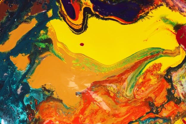 Pintura de cor pode ser usada como um fundo moderno para cartazes, cartões, convites
