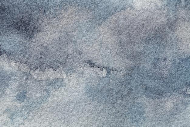 Pintura em aquarela sobre tela com gradiente. papel com padrão.