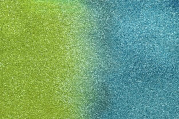 Pintura em aquarela sobre tela com gradiente