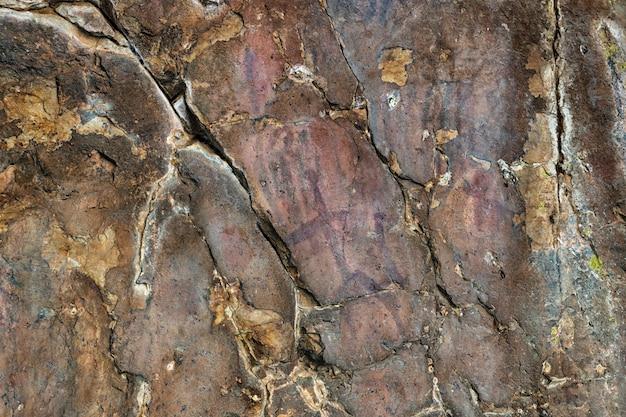 Pinturas rupestres na caverna de chiquita.