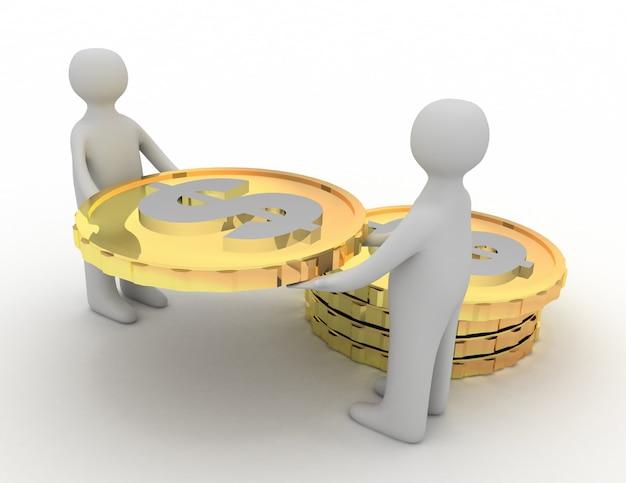 Piople segura moeda