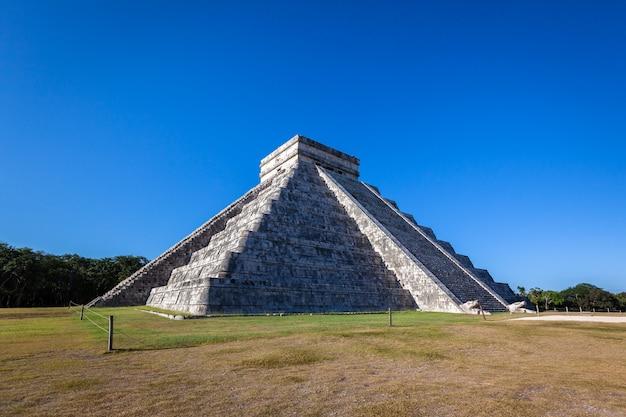 Pirâmide de kukulkan chichen itza