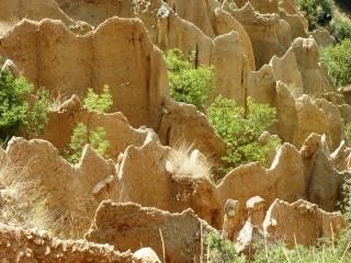 Pirâmides de pedra