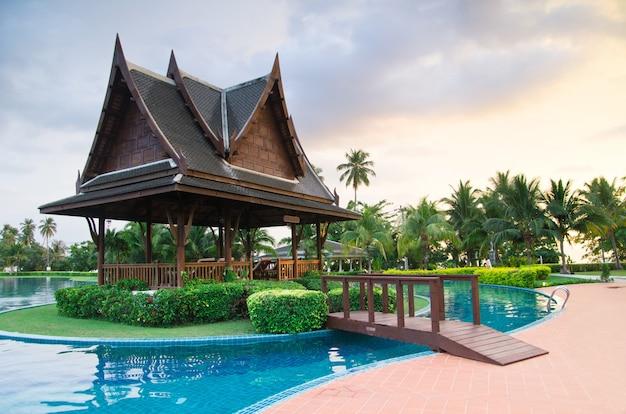 Piscina na tailândia