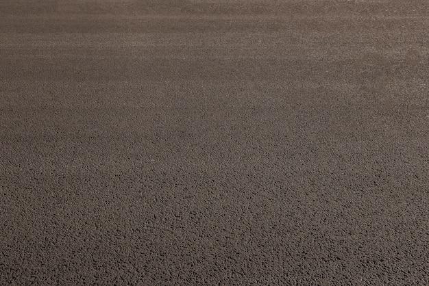 Piso de asfalto